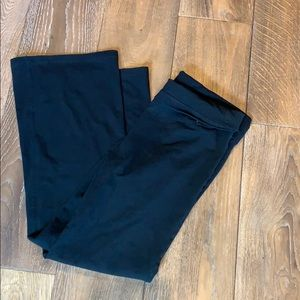GAP Maternity Black Stretchy Pants